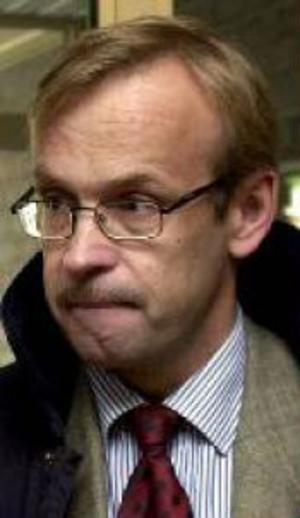 Försvarsadvokat Matts Norberg.