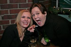 Oliwer Camilla och Paula.