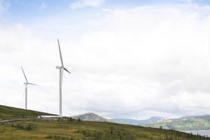 Snart kan vindkraftverk i fjällvärlden bli en allt vanligare syn.