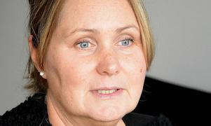 Ånge kommuns socialchef Katarina Persson ger sin syn på motionen om ökad vårdtillgång i Ånge kommun.