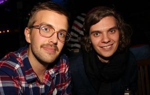 Wine & Beer. Gustav och Joel