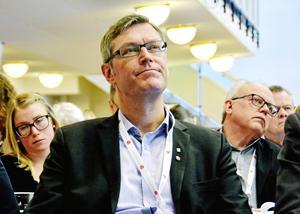 Erik Lövgren (S), Regionstyrelsens ordförande i Landstinget Västernorrland, ställer inte upp för omval.