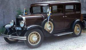 Så här ser en topprenoverad Dodge -30 ut. Ingemar Ekeljung har således en del jobb ogjort.