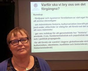 Gullög Nordqvist är professor em. i antikens kultur och historia vid Uppsala Universitet.