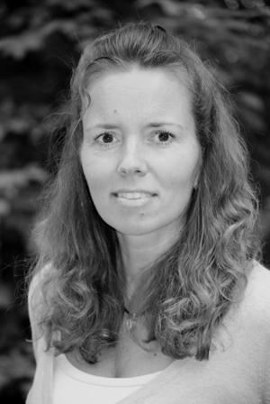 Här är hon. Camilla Lagerqvist, svensk ungdomsförfattare som imponerar, och som dessutom gett cirkusstaden Gävle en plats i litteraturen.