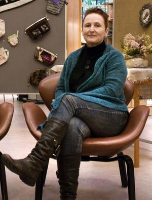Suzanne Lazar valdes till ny ordförande i Falu arbetarekommun.