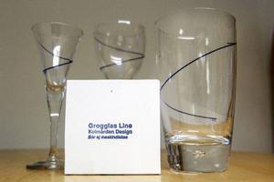 Blodgivarna erbjuds grogglas, snapsglas och vinglas som tack för hjälpen. Det kritiseras nu av Margareta Gladh (M).