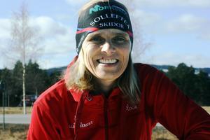 Mia Karlsson, Sollefteå Skidors ordförande.