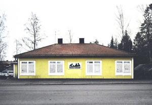 En av Konsums 48 butiker i Sandviken, numera ABF:s studielokal.