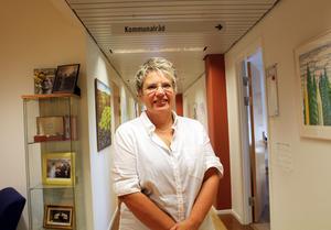 Åsa Sjödén (S), oppositionsråd Sollefteå.