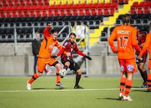 Jonathan Azulay har trivts bra i Östersund under 2014.