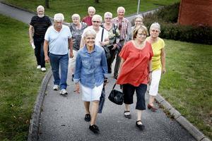 Pensionärsföreningarna i Norrtälje kommun vill sätta press på politikerna inför valet i höst.