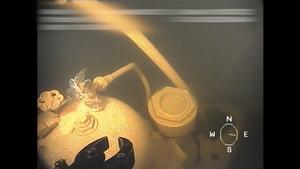 Den över 100 år gamla ubåten