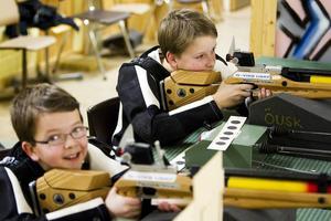 Örnsköldsviks ungdomsskytteförening har snart ingen lokal att bedriva sin verksamhet.    Foto: MARKUS SANDIN/Arkiv