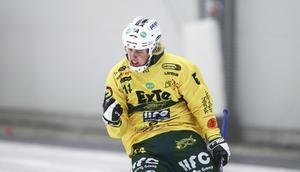 Jonas Pettersson vräker in mål i norra allsvenskan.