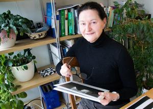 Tina Westerlund har skrivit ett antal böcker, varav fem om Södertäljes historia. Hon funderar på en uppföljare till bästsäljaren Svenska oförskämdheter.