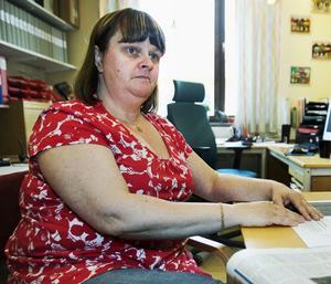 Ruth Bergström välkomnade skrivelsen från nattpersonalen på Björkhem.