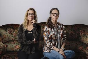 Uppropets initiativtagare är systrarna Johanna Lindqvist och Emma Lindqvist.