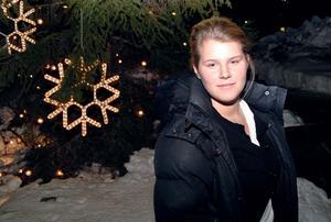 """My Stenmark är nöjd med sin Åreflytt. Det har ordnat sig med både jobb och bostad och hon skulle inte vilja bo någon annanstans. """"Alla älskar Åre,"""" säger hon. Foto: Elisabet Rydell-Janson"""