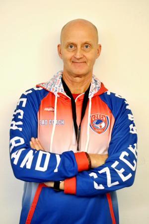 Michael Bratt, förbundskapten för Tjeckien.