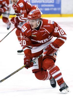Johan Persson gjorde succé direkt i Timråtröjan.