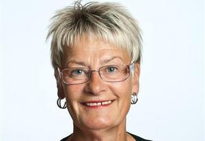 Inger Ros, ordförande i Riksförbundet HjärtLung.