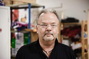 Torsten Liljeberg, i butiken Liten blir stor, har inte några planer på att marknadsföra sina produkter på något särskilt vis under ramadan.
