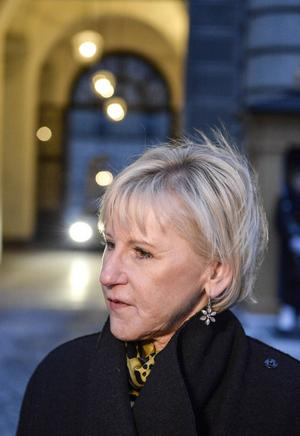 Sverige har äntligen fått en utrikesminister. Det var ett tag sen.