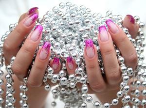 Rosa pärlor