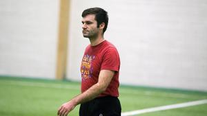 Erion Sqapi heter Ånge IF:s nye tränare. Han kommer närmast från Härnösands FF där han har varit verksam de senaste tre säsongerna tillsammans med Niclas Hälldahl.