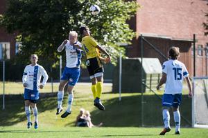Matchen mellan Söderhamns FF och IFK Timrå slutade 3-1 till Söderhamns favör.