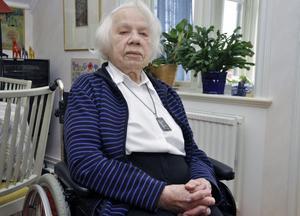 Anna Hådell 104 år 8 november.