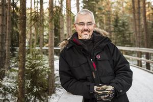 Benny Gäfvert, expert i Vildriket och till vardags verksamhetschef på De stora 5.