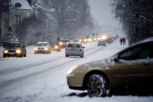 Bristande trafiksäkerhet och krav på bättre miljö kräver sänkt hastighet till 40 km/h på Bergsgatan nu, skriver Anders Forsman.
