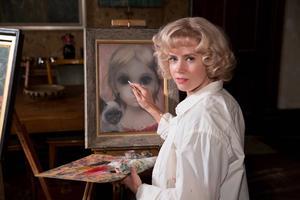 Amy Adams i rollen som den utnyttjade konstnären Margaret Keane.   Foto: Leah Gallo