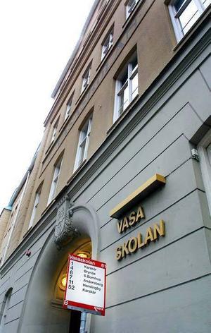 Vasaskolan 2003.