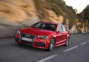 Audi S3.    Foto: Audi