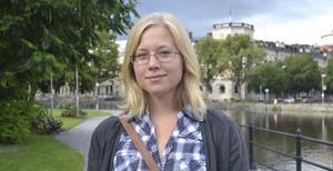 Byter stad. Nästa vecka flyttar veckans 20-åring till Uppsala där hon ska plugga de närmaste tre åren. Det ska bli kul att lära känna nya människor, tycker hon.