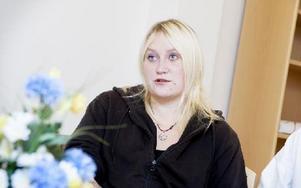 Jennifer Telilä har nu börjat läsa kurser i matematik och engelska. Foto: Carl Lindblad