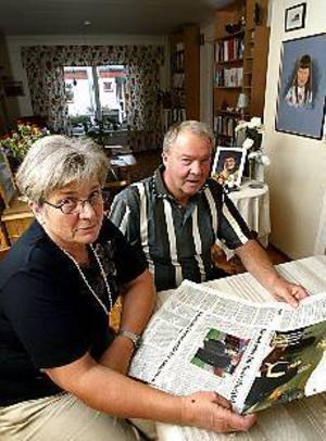 Foto:GUN WIGH Nekades bli avlastningsfamilj. Rolf och Gunilla Lindblom hade bestämt sig för att bli avlastningsfamilj, \nmen fick nej per telefon från Gävle kommun, trots att de redan hade lång erfarenhet av att vara familjehem.