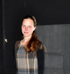 Flavia Devonas driver Härjedalens kulturcentrum tillsammans med maken Andreas Hoffman.