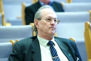 Dömde ut egna partiet. Knut Scherman beskrev SD:s politiska arbete i Landstinget Dalarna som