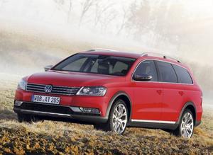 VW Passat Alltrack TDI.Foto: Volkswagen