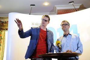 Bengt Forsberg i Torvalla funderar på var sossarnas motsvarighet till Moderaternas Per Schlingmann finns.