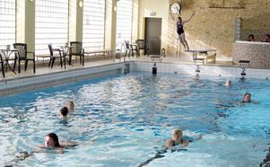 Från och med september kommer det finnas egna badtider för bara kvinnor i Hudiksvalls badhus.