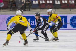 Senast Broberg gästade Sandviken handlade det om en femte och avgörande kvartsfinal. Nu möts lagen igen.