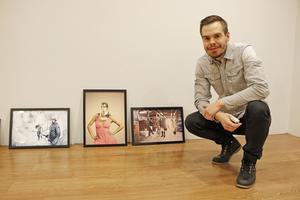 Idén till den gemensamma utställningen i Krämaren fick Andreas Varro för över ett år sedan, nu är det äntligen dags. Alla fotografer deltar med fyra bilder var, här är tre av Varros egna foton.