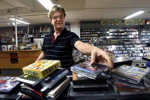 Magnus Bergströms skivförsäljning lever vidare, men hifi-försäljningen försätts i konkurs.