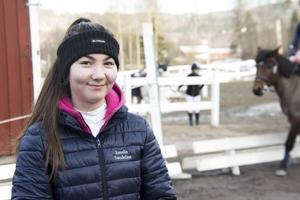 Emelie Sandelius segrade i klassen Lätt B.