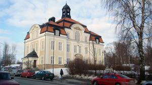 Rådhuset i Örnsköldsvik.